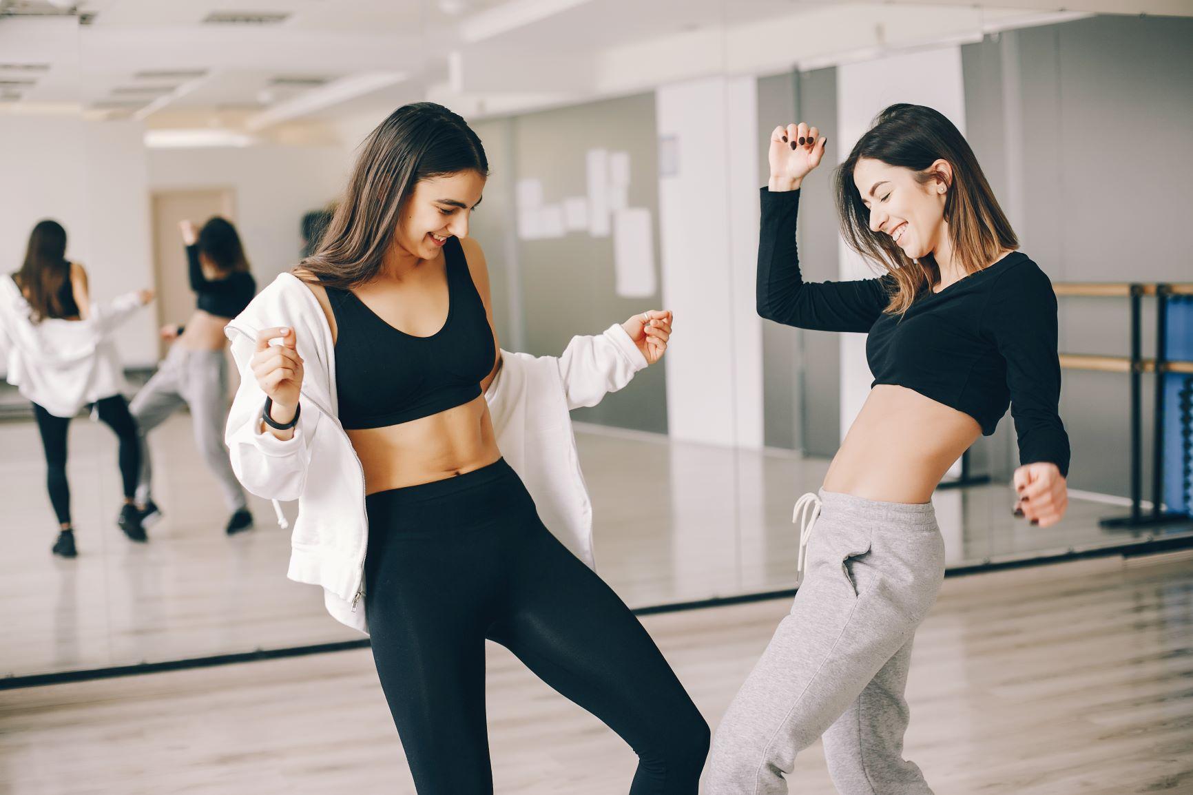 vplyv tanca na postavu