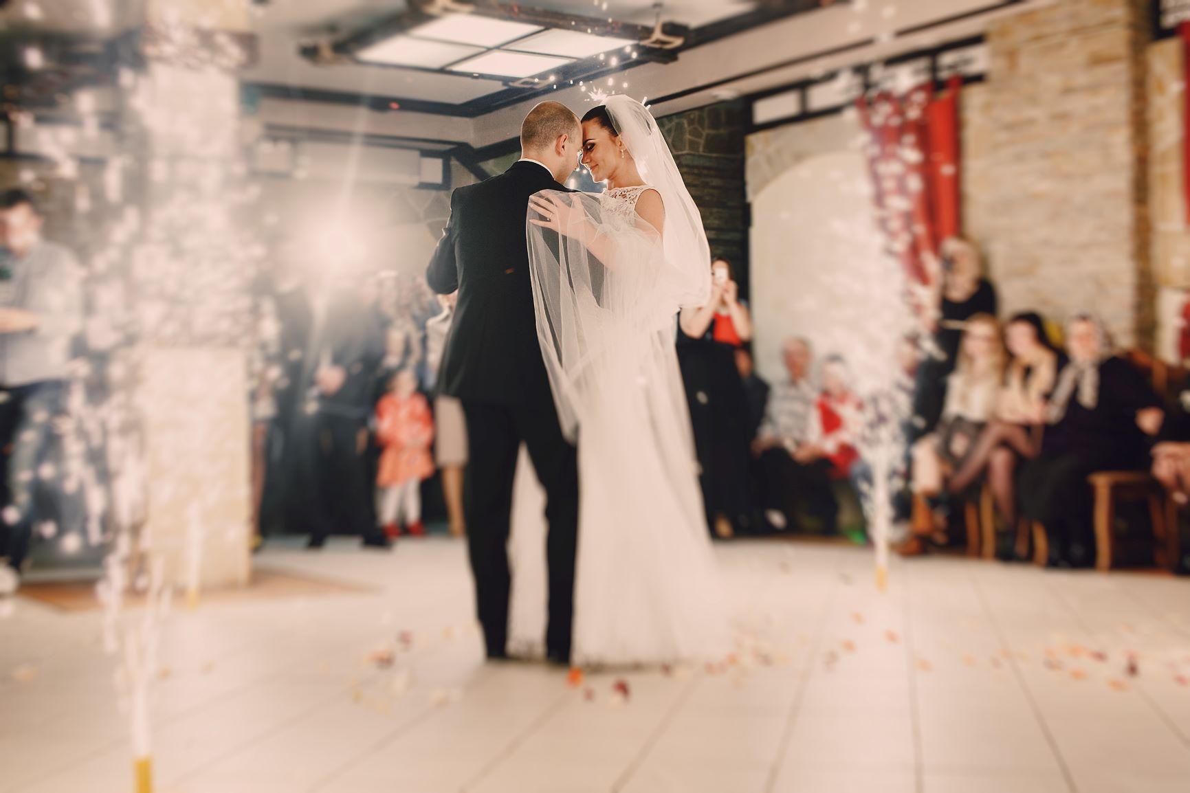 pieseň pre novomanželský tanec