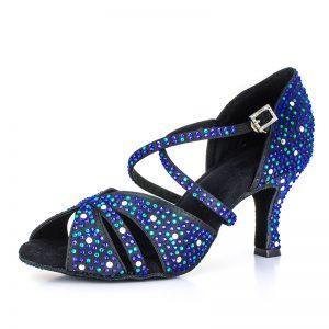 čierne tanečné topánky