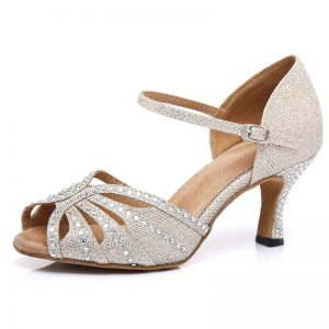 svadobné tanečné topánky IVORY