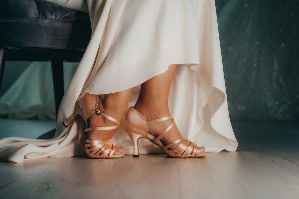 svadobne tanecne topanky ivory