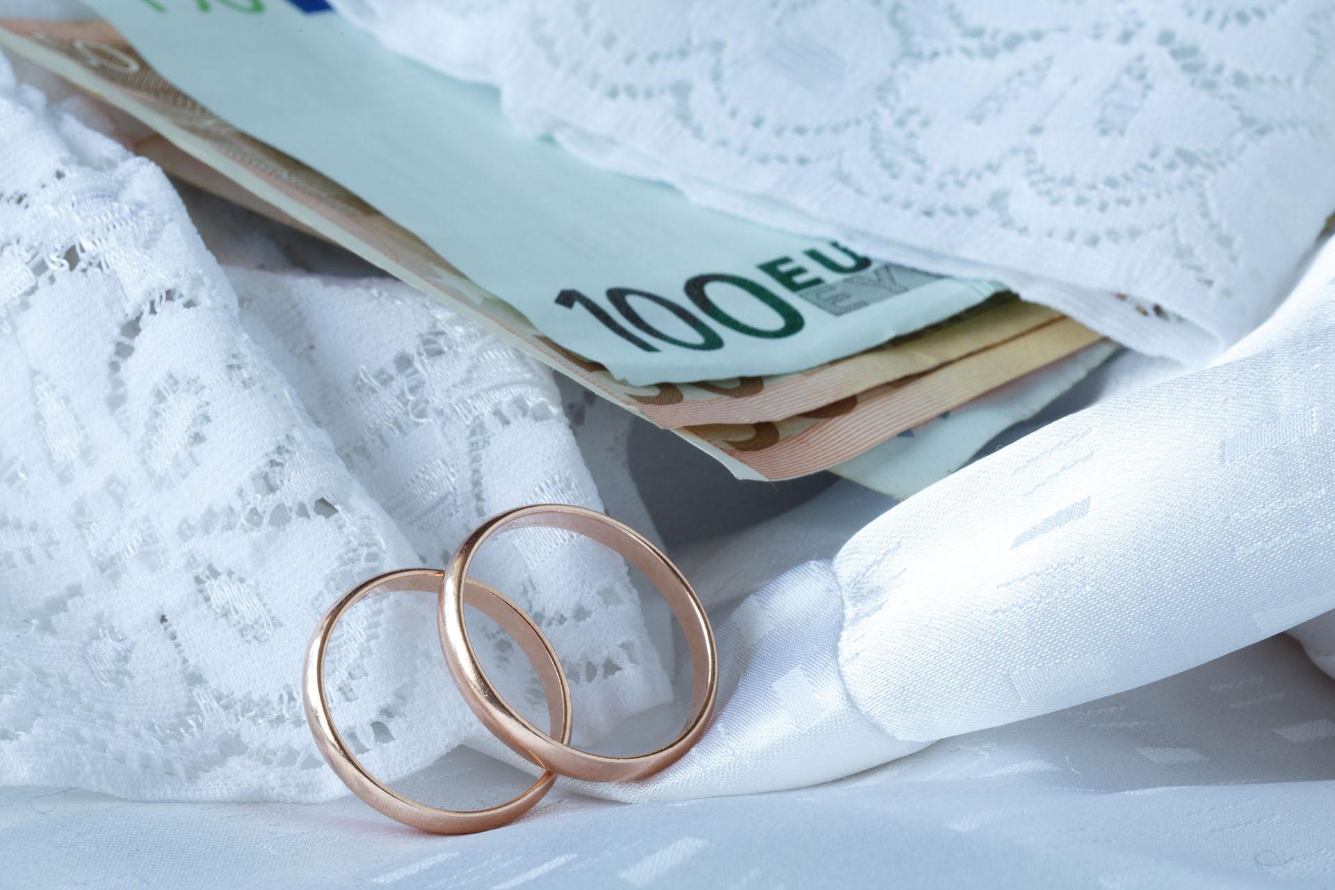 svadobny rozpocet pre nevesty