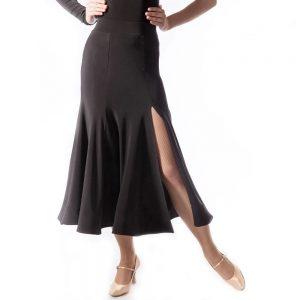 tréningová tanečná sukňa dlhá