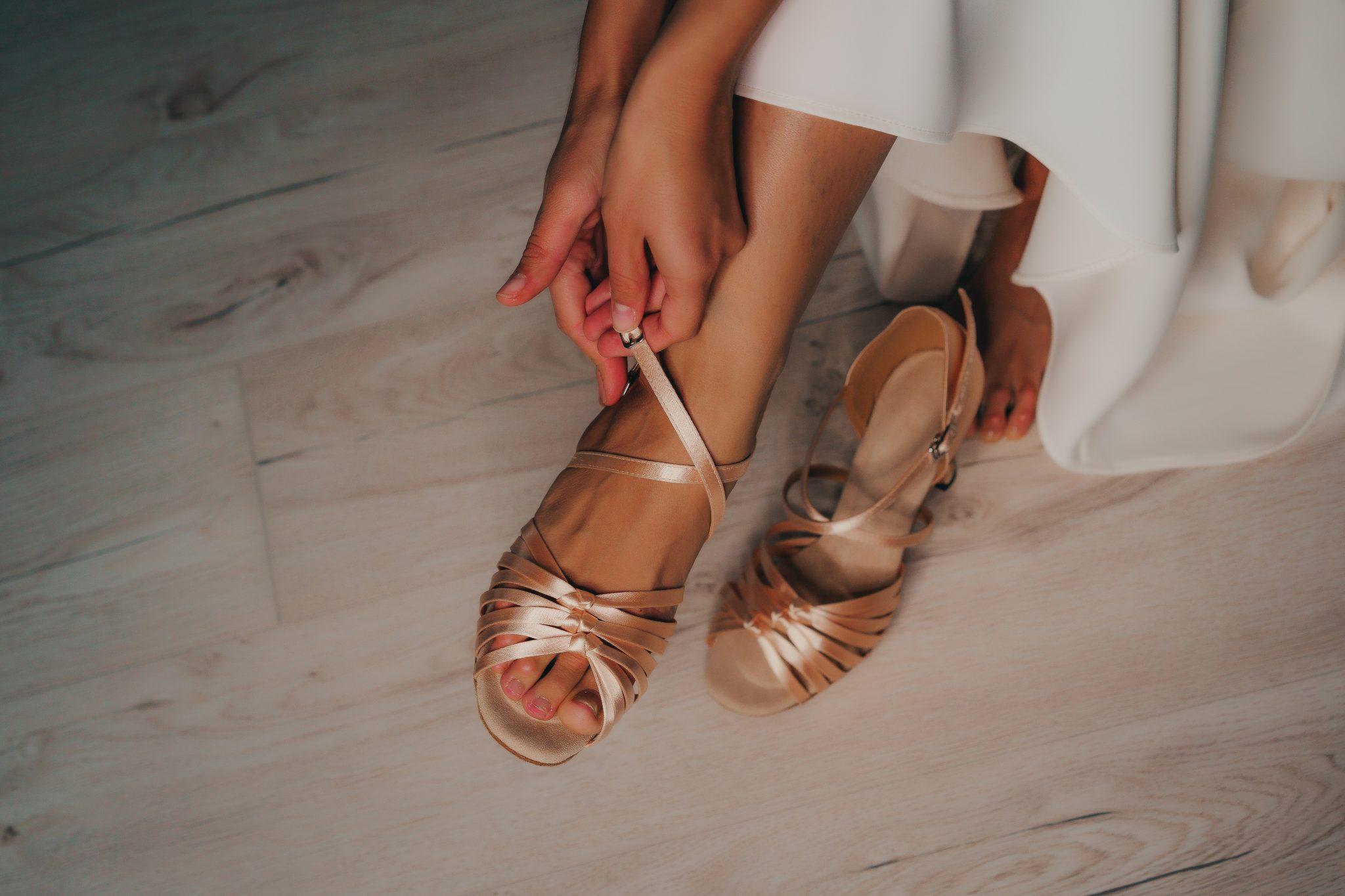 ako sa starat o tanecne topanky