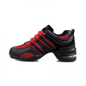 tréningové topánky červené