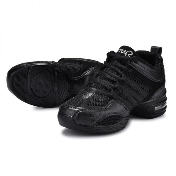tréningové topánky čierne